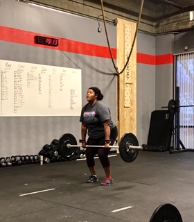 Workout – Friday 03/23/2018