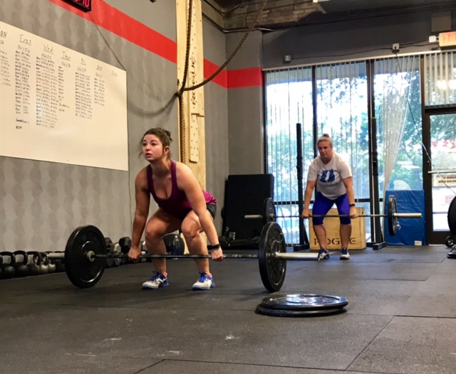 Workout – Friday 03/16/2018