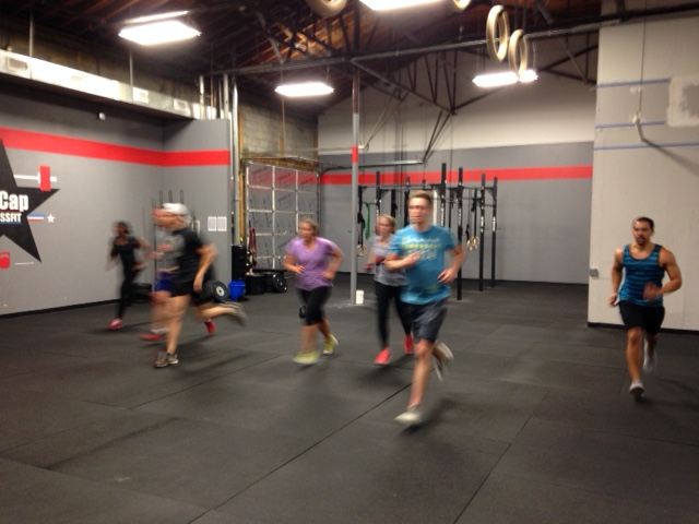 Workout – Tuesday 03/13/2018