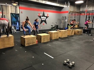 Workout – Tuesday 04/17/2018