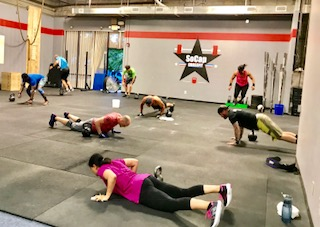 Workout – Thursday 04/12/2018