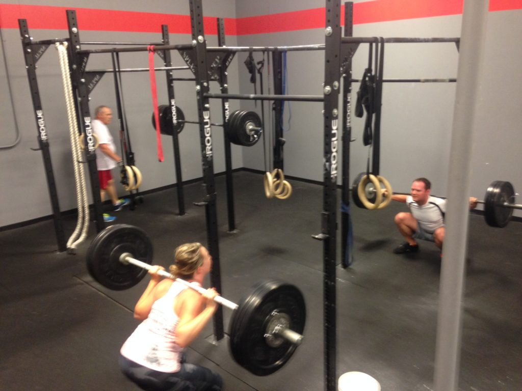 Workout – Friday 04/27/2018