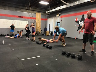 Workout – Wednesday 05/30/2018