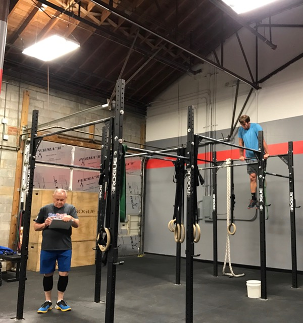 Workout – Tuesday 05/01/2018