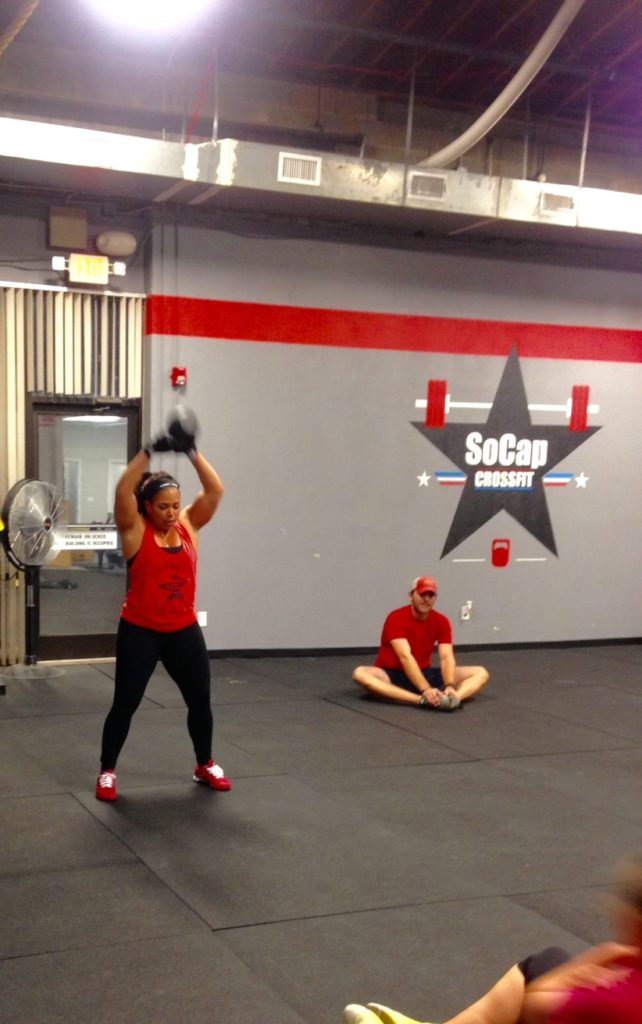 Workout – Thursday 05/03/2018