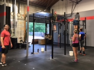 Workout – Thursday 06/14/2018