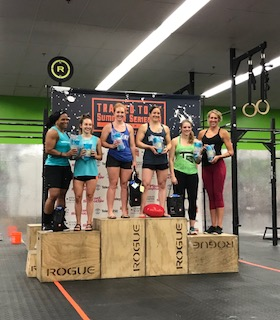 Workout – Friday 06/29/2018