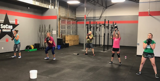 Workout – Thursday 06/28/2018