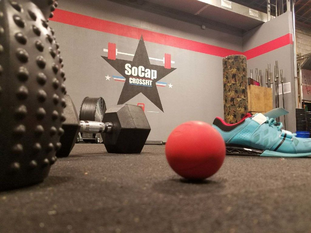 Workout – Monday 06/11/2018