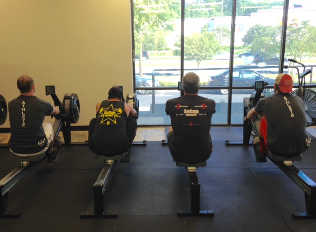 Workout – Tuesday 06/19/2018