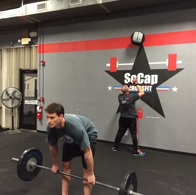 Workout – Monday 06/18/2018