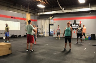 Workout – Wednesday 07/25/2018