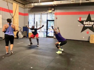 Workout – Tuesday 07/31/2018