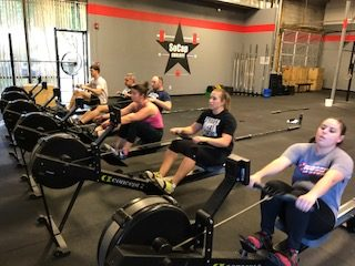 Workout – Friday 07/20/2018