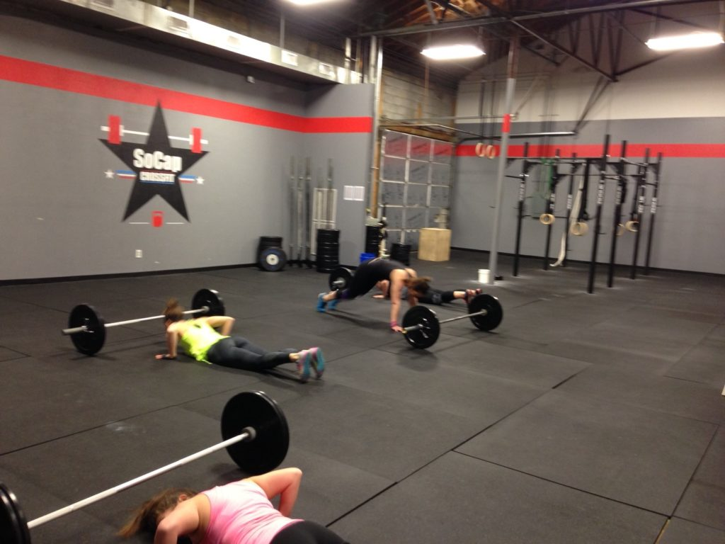 Workout – Tuesday 07/24/2018
