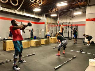 Workout – Thursday 08/02/2018