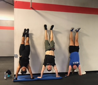 Workout – Friday 08/10/2018