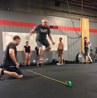 Workout – Thursday 08/23/2018