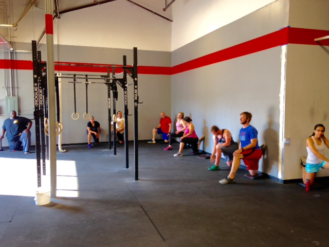 Workout – Wednesday 08/22/2018
