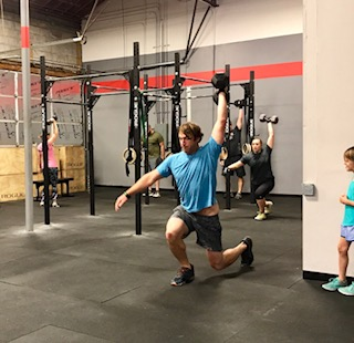 Workout – Wednesday 09/12/2018
