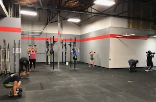 Workout – Wednesday 09/26/2018