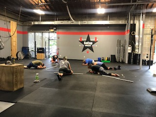 Workout – Wednesday 10/17/2018
