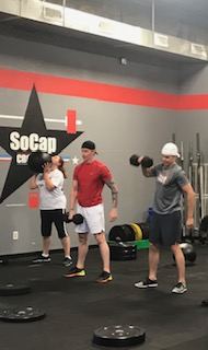 Workout – Friday 10/19/2018