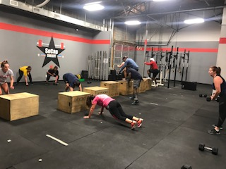 Workout – Wednesday 10/24/2018