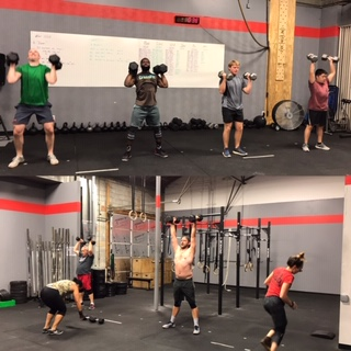 Workout – Wednesday 11/07/2018