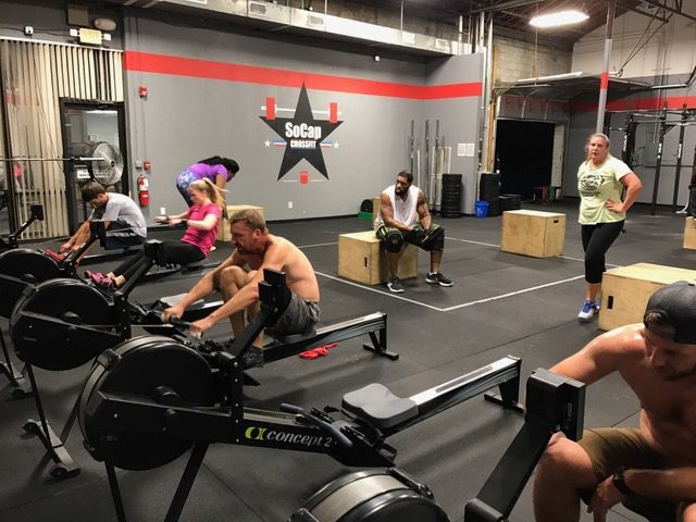 Workout – Thursday 11/29/2018