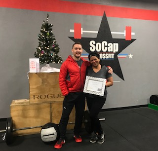 Workout – Thursday 12/27/2018