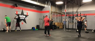 Workout – Friday 01/04/2019