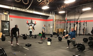Workout – Wednesday 01/09/2019