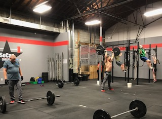 Workout – Wednesday 01/23/2019