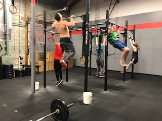 Workout – Wednesday 01/30/2019