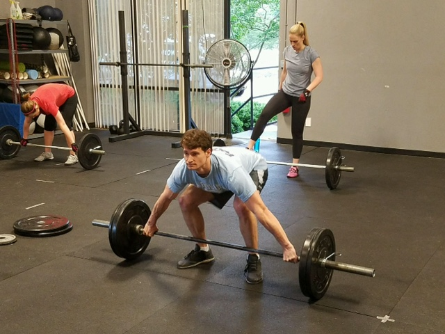 Workout – Tuesday 01/15/2019
