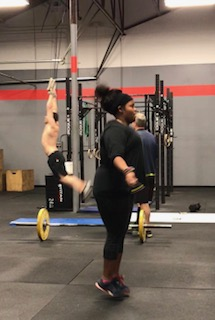 Workout – Friday 02/08/2019