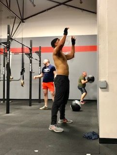 Workout – Thursday 02/07/2019