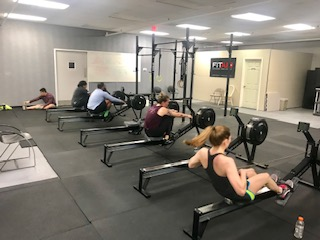 Workout – Friday 02/15/2019