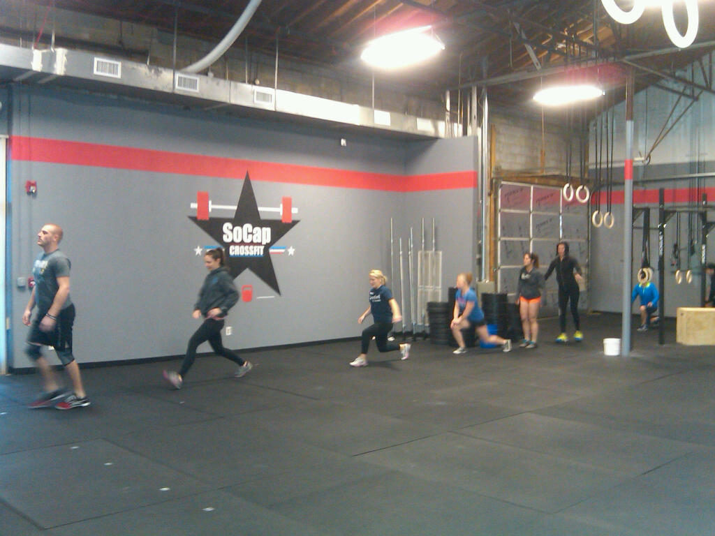 Workout – Tuesday 02/12/2019
