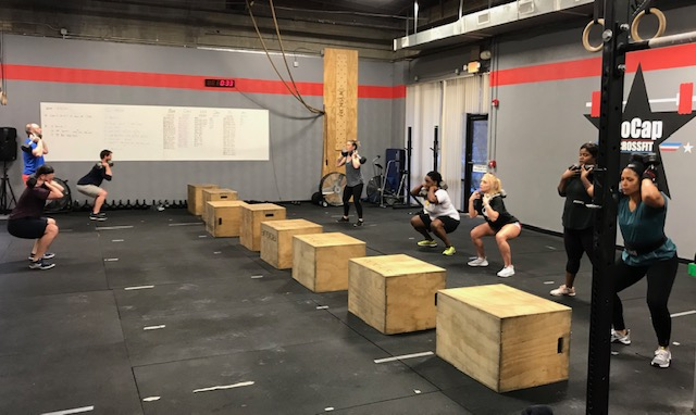 Workout – Thursday 03/28/2019