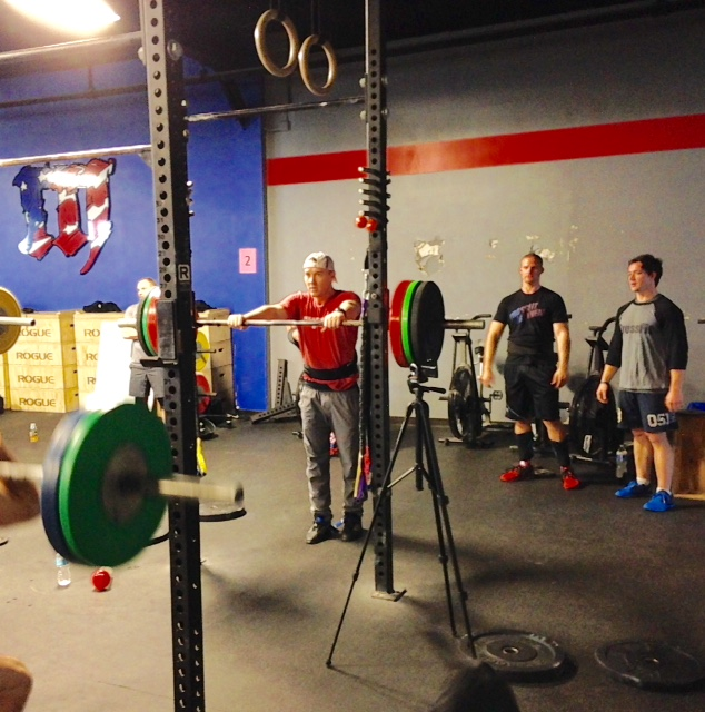 Workout – Wednesday 03/06/2019