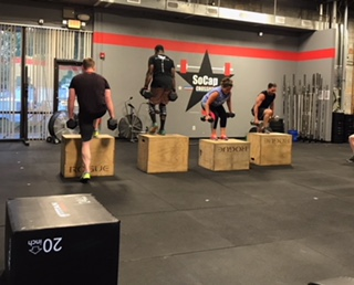 Workout – Wednesday 04/24/2019