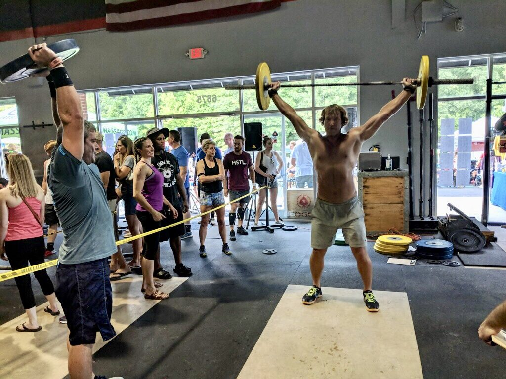 Workout – Friday 04/05/2019