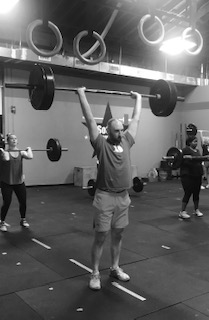 Workout – Wednesday 04/03/2019