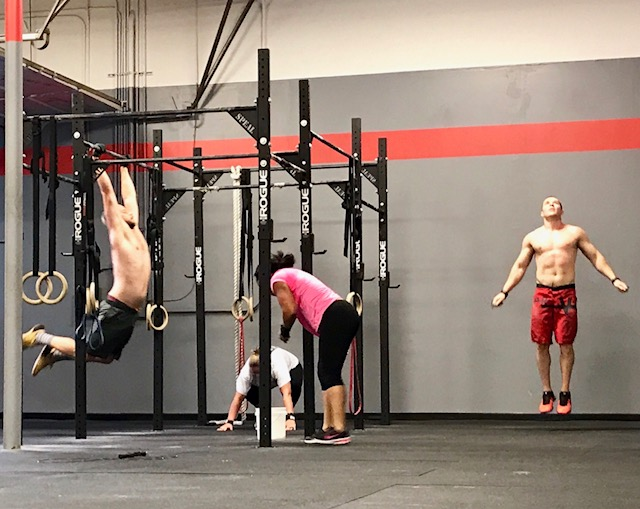 Workout – Tuesday 04/23/2019
