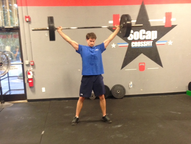 Workout – Wednesday 05/29/2019