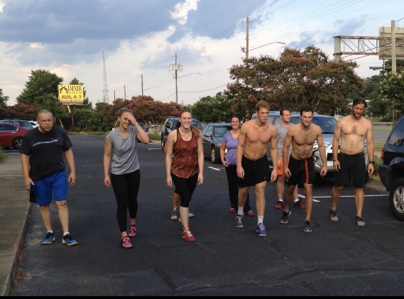 Workout – Tuesday 06/11/2019