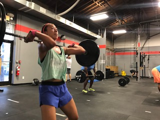 Workout – Tuesday 05/25/2019