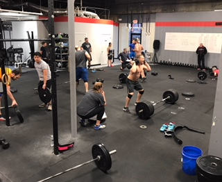 Workout – Tuesday 07/09/2019